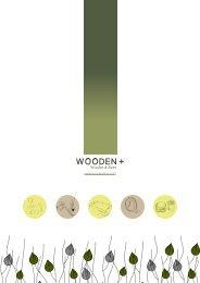 Woodenplus Katalog English