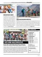Programmguide World Games of Mountainbiking Saalbach 2018 - Seite 7