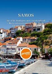 Destination: samos