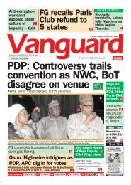 25092018 - PDP: Controversy trails convention as NWC, BoT disagree on venue
