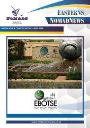 Nomads Magazine - EBOTSE SEPT 2018