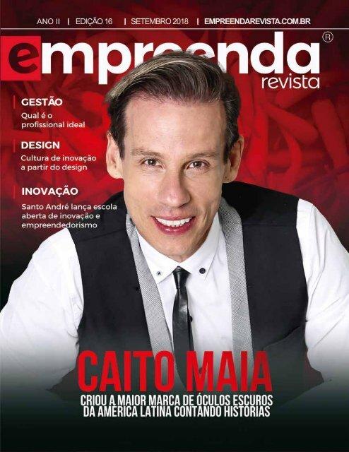 Empreenda Revista - Edição 16 - Setembro