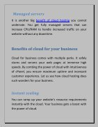 All You Should Know About Cloud Hosting - Page 4