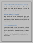 All You Should Know About Cloud Hosting - Page 5
