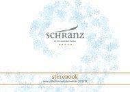 Hotelausstattung Schranz - Stylebook autumn/winter 2018/19