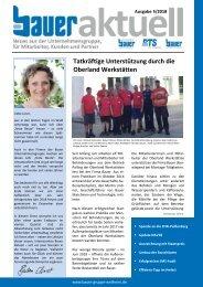Bauer aktuell 2018-4