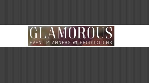 Do's & Don'ts of panning a corporate event New Jersey