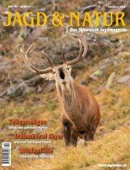 Jagd & Natur Ausgabe Oktober 2018 | Vorschau