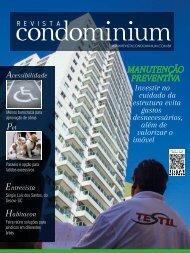 Agosto/2018 - Revista Condominium 18