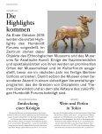 MUSEUM IV 2018 - Programmheft der Staatlichen Museen zu Berlin - Page 4