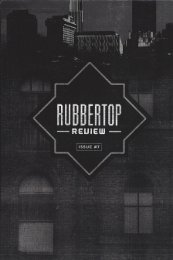 Rubbertop Review: November 2003