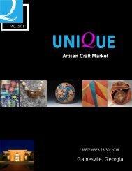 2018 UniQue Catalog
