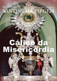 Revista Santíssima Virgem - Edição Julho 2018