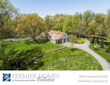 600 Catamount Road, Fairfield CT