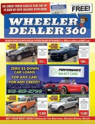 Wheeler Dealer 360 Issue 39, 2018