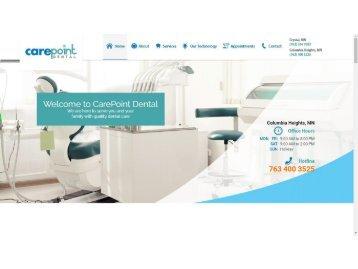 Implants Dentist in Crystal | Best Dental Clinic Maple Grove MN - Care Point Dental