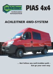 Achleitner PIAS engl - Land Locomotion – Mechanical Vehicle Mobility