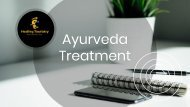 Different type of Ayurvedic Treatments, Medicines and Packages - Healing Touirstry