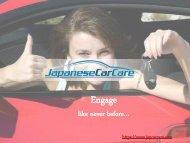 Auto Repair Oil Change Miami | Japanese Car Care