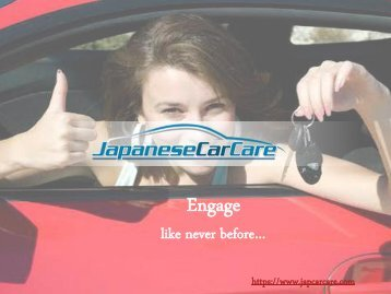 Auto Repair Oil Change Miami | Japanese Car Care