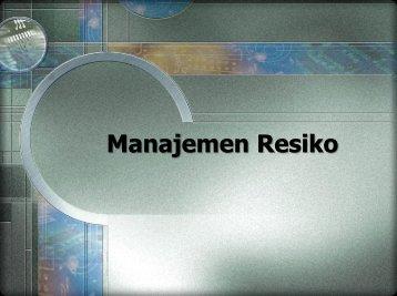 4.1.  Manajemen Resiko_rev21012013
