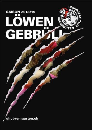 UHC Bremgarten - Löwengebrüll 2018
