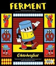 Ferment Issue 30 // Oktoberfest