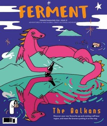 Ferment Issue 31 // The Balkans