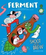 Ferment Issue TV 3 // Shoot For The Brew