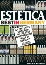 Best in Germany [EsteticaExport]
