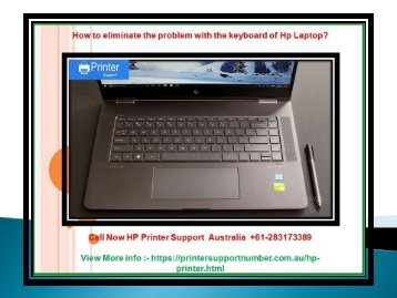 How to eliminate the problem with the keyboard of Hp Laptop-converted (1)