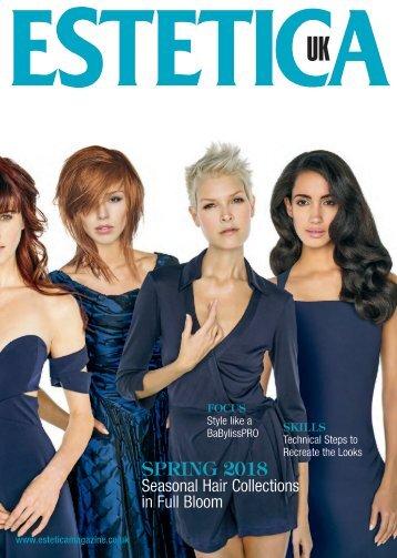 Estetica Magazine UK (1/2018 COLLECTION)