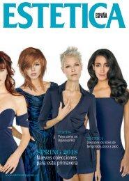 Estetica Magazine ESPAÑA (1/2018-)