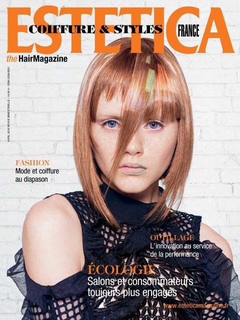 Estetica Magazine FRANCE (1/2018)