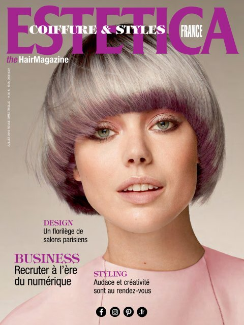 Estetica Magazine FRANCE (3/2018)