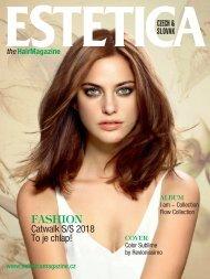 Estetica Magazine Czech & Slovak (1/2018)