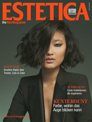 ESTETICA Magazine Deutsche Ausgabe (2-2018)