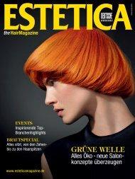 ESTETICA Magazine Deutsche Ausgabe (1/2018)