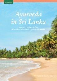 Ayurveda Journal 59 Sri Lanka Special