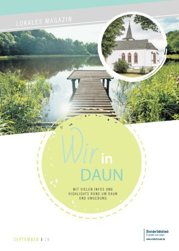 Wir in Daun - September 2018