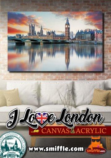 I Love LONDON - Brochure