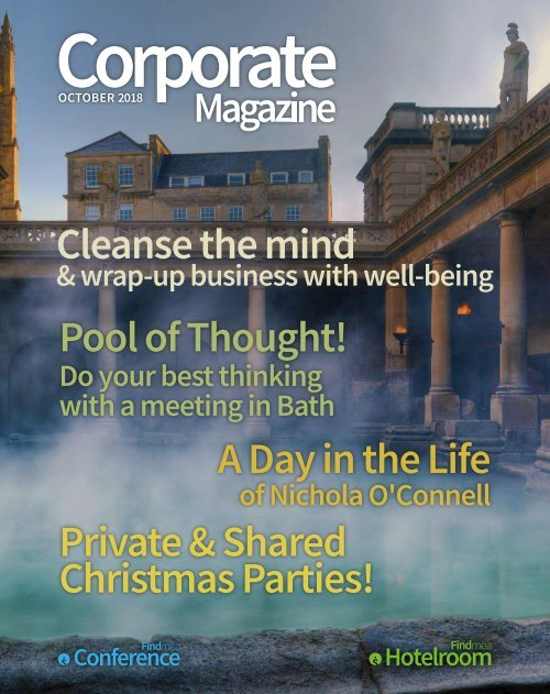 Corporate Magazine October 2018