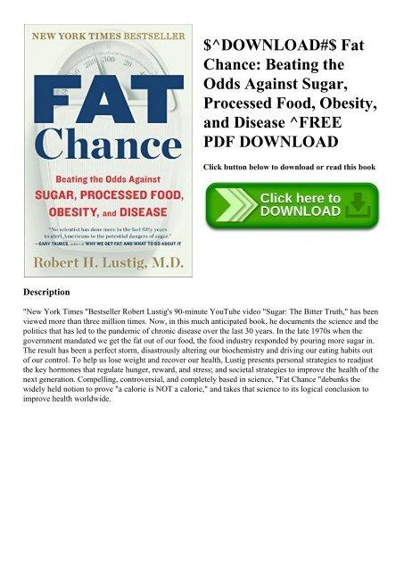 Chance pdf fat lustig