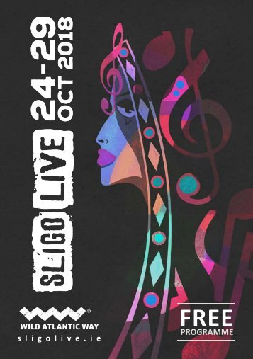 Sligo Live Free Programme 2018 (web)