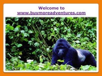 Uganda Wildlife Safari Tours