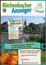 September 2018 - Büchenbacher Anzeiger