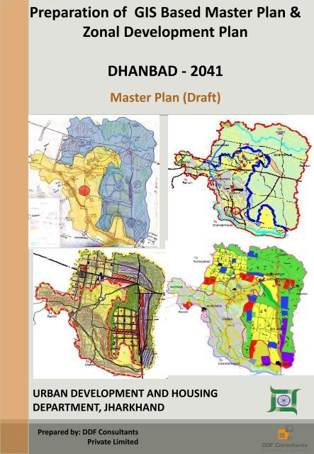 Dhanbad Master Plan Draft