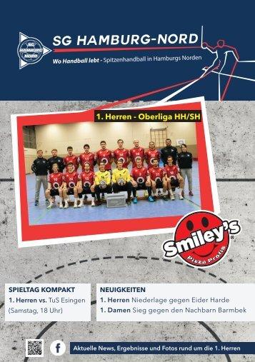 SG Hamburg-Nord vs. TuS Esingen