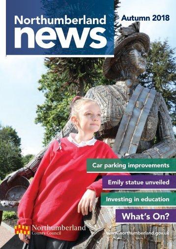 Northumberland News Autumn 2018