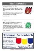 30.09.2018 Stadionzeitung - SC Gladenbach / FV Bracht - Seite 7